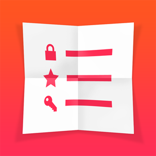 Cheatsheet app icon